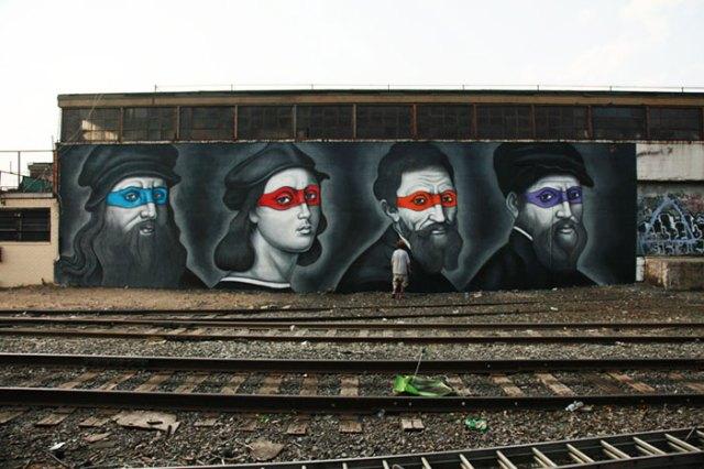 graffiti-artistas-renacimiento-tortugas-ninja-owen-dippie (1)