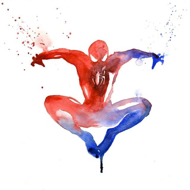 ilustraciones-superheroes-acuarelas-blule (7)