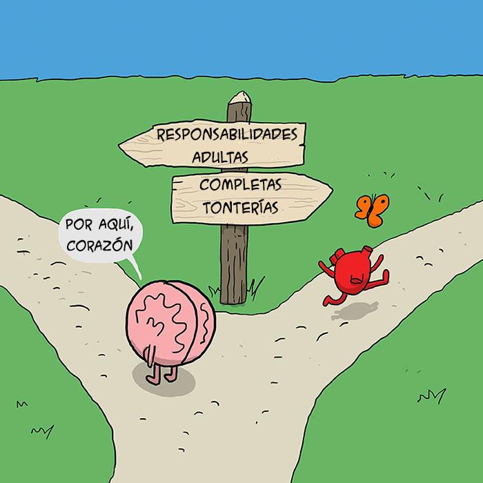 Resultado de imagen de foto de corazon y cerebro