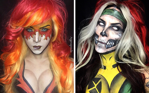 maquillaje-bodypaint-superheroes-argenis-pinal (1)