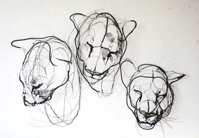 esculturas-animales-3d-alambre-david-oliveira (4)