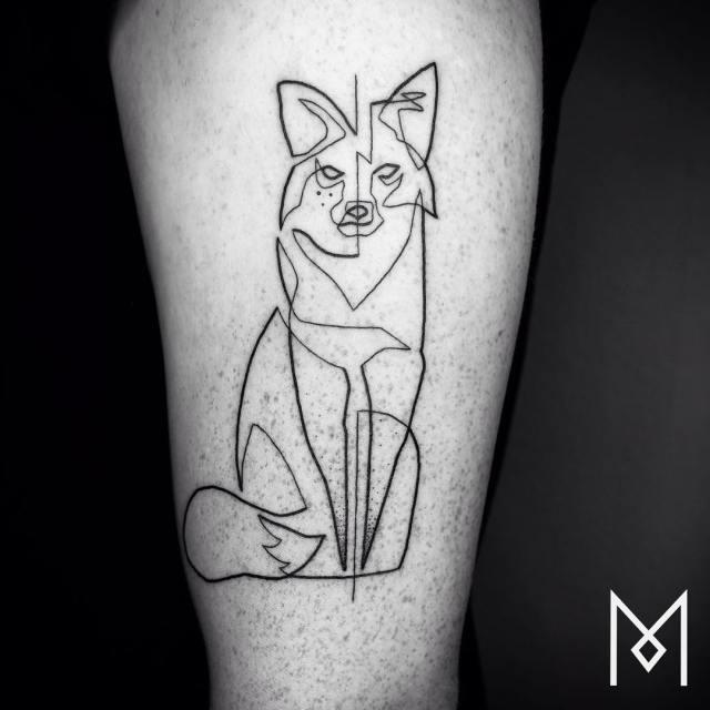 tatuajes-linea-continua-mo-ganji (6)