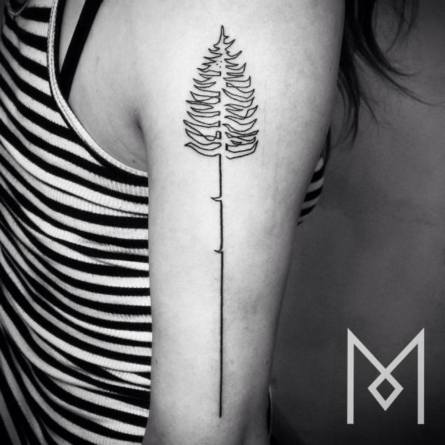 tatuajes-linea-continua-mo-ganji (8)