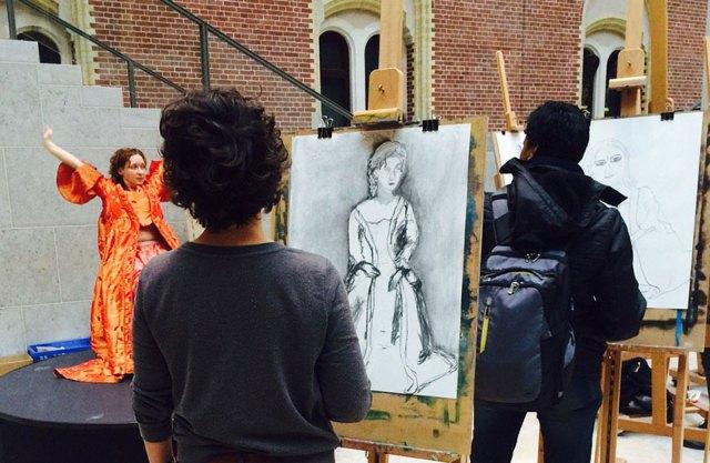 visitantes-museo-dibujos-obras-rijksmuseum-amsterdam (1)