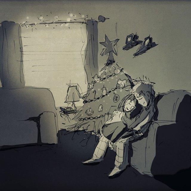365-dibujos-vida-pareja-curtis-wiklund (9)