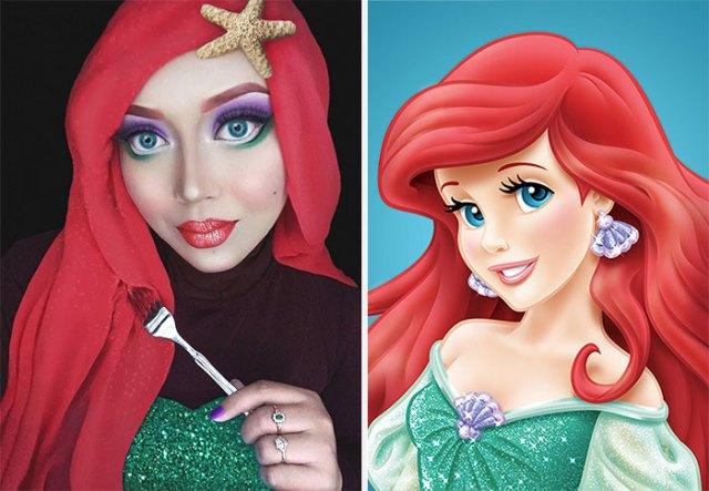 princesas-disney-maquillaje-hijab-saraswati (13)