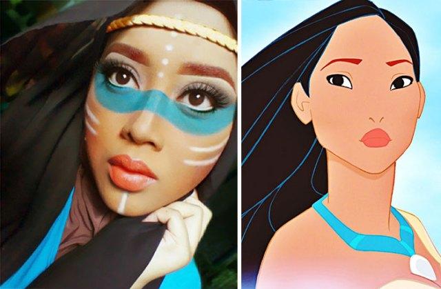 princesas-disney-maquillaje-hijab-saraswati (5)