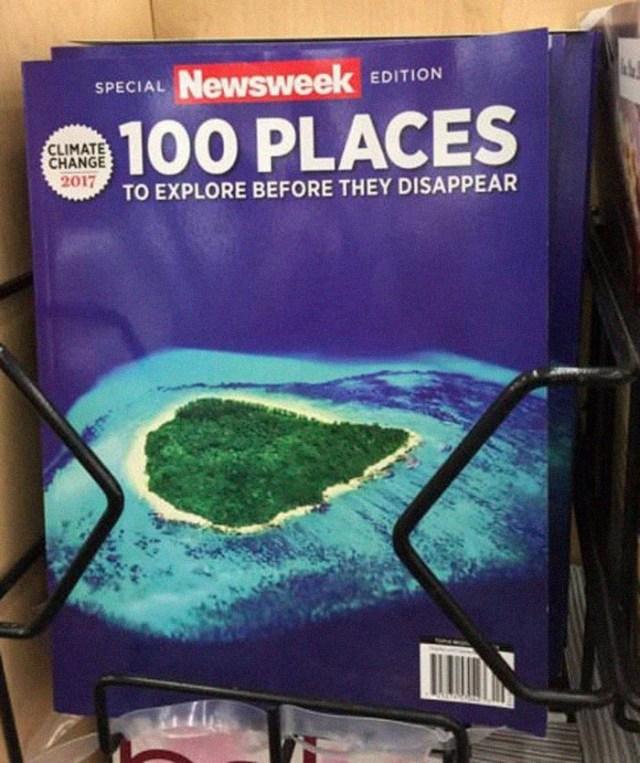 100 Lugares Que Explorar Antes De Que Desaparezcan