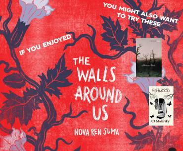 I've Read The Walls Around Us, Now What?