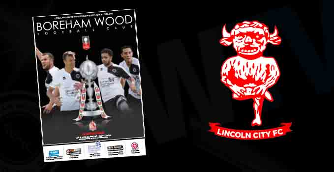 """LINCOLN CITY E-PROGRAMME AVAILABLE TO VIEW """"FREE"""" ONLINE"""