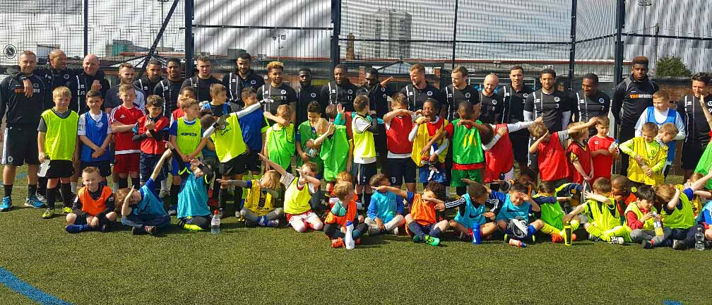 BOOK YOUR PLACE ON OUR SUMMER SOCCER COURSES