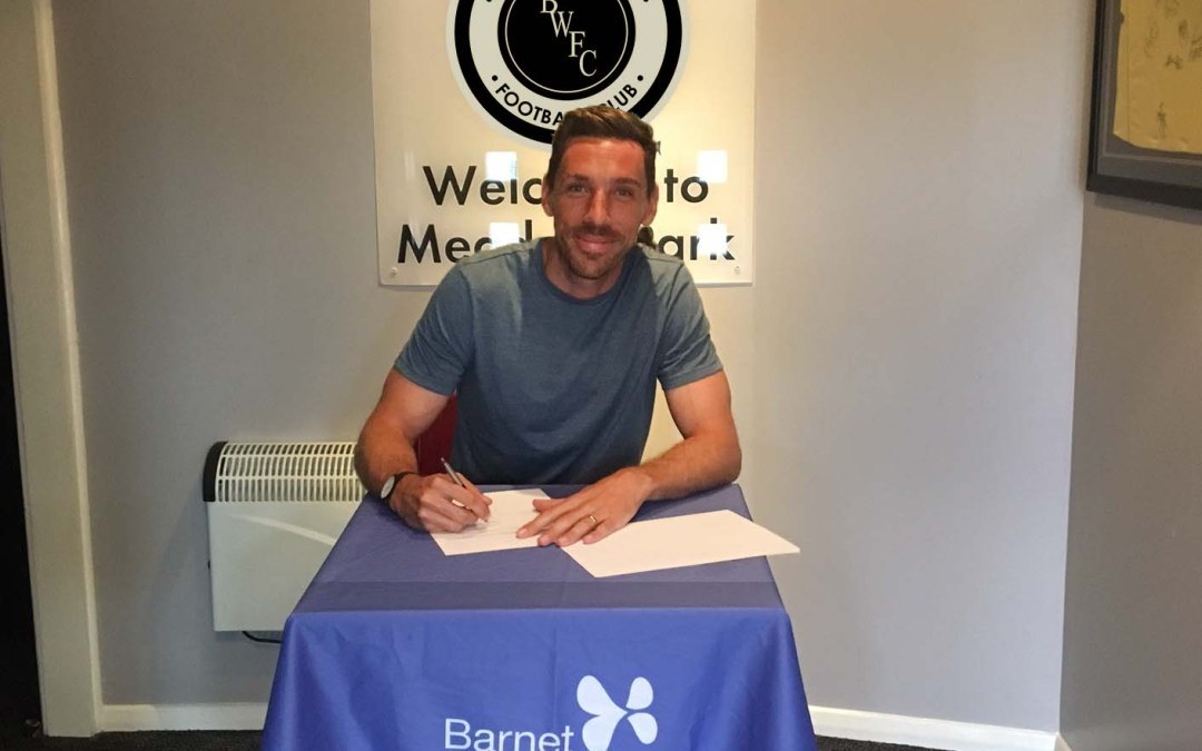 BOREHAM WOOD SIGN CHAMPION
