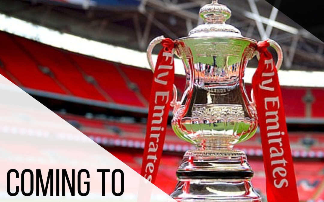HAVE A PHOTO WITH THE FA CUP AND WIN A FREE CHILDS TICKET TO BOREHAM WOOD VS ARSENAL XI