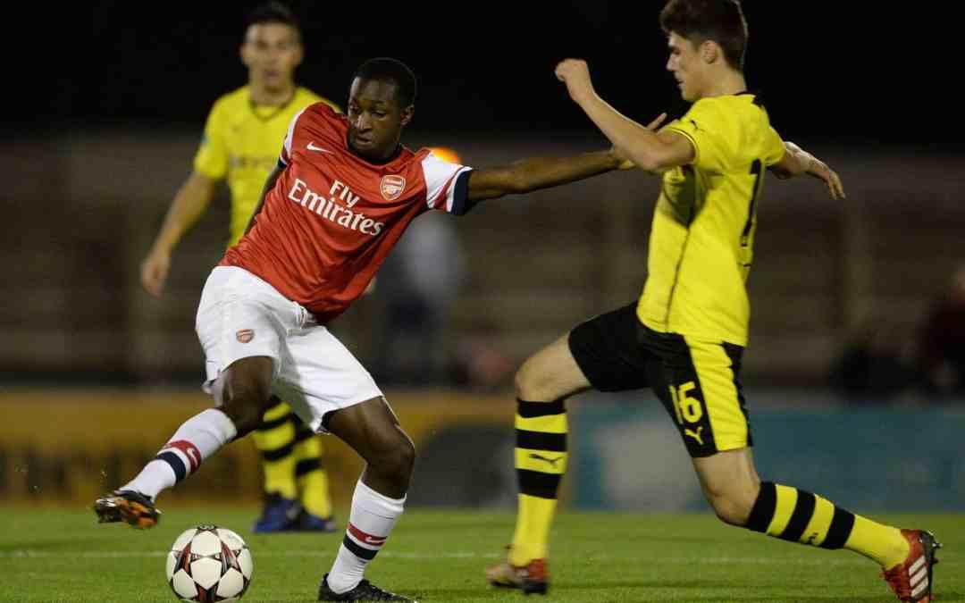 WOOD TO HOST UEFA YOUTH LEAGUE LAST 16 CLASH
