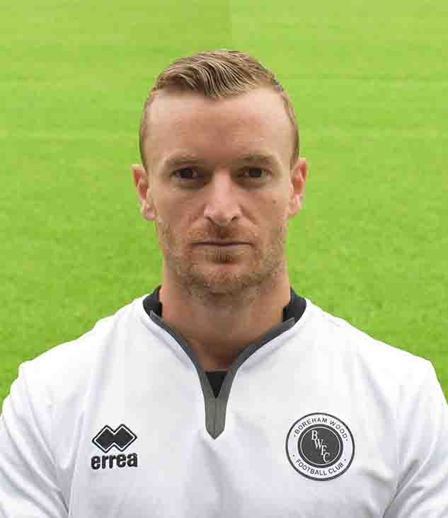 Mark Ricketts Boreham Wood Football Club