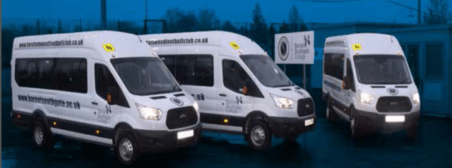 AWAY TRAVEL TO CHESTER AND GUISELEY