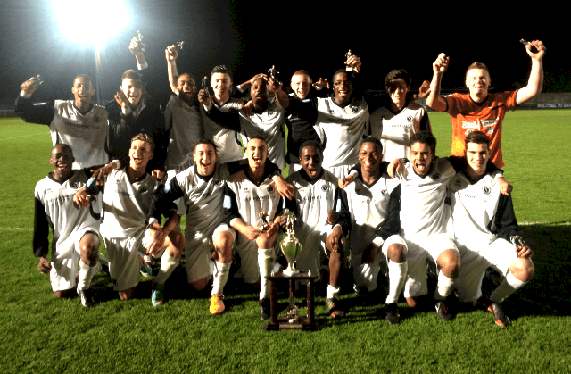 WOOD YOUNGSTERS CROWNED 'THE CHAMPIONS OF CHAMPIONS'