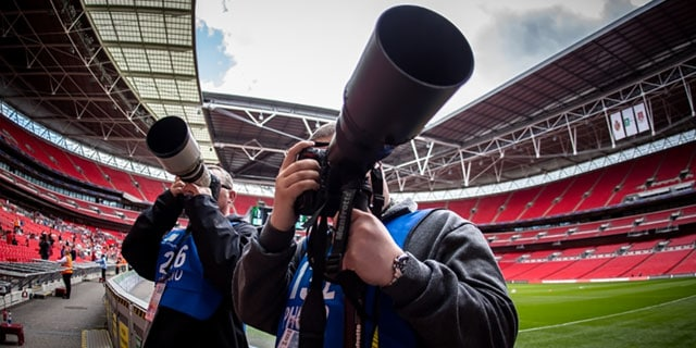 VOLUNTARY MATCHDAY PHOTOGRAPHER REQUIRED