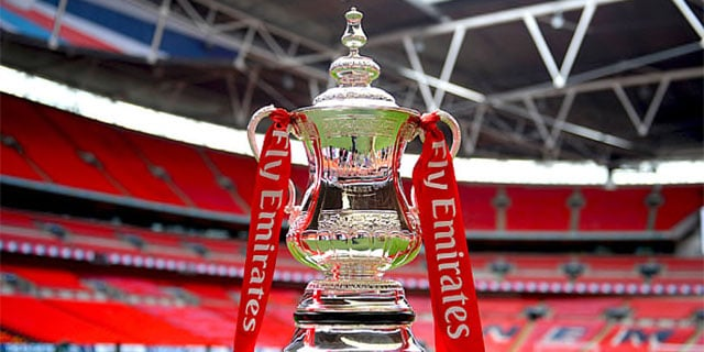 FA CUP FIRST ROUND DRAW