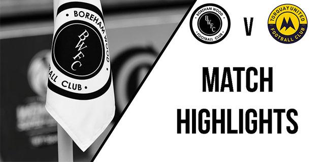 MATCH HIGHLIGHTS: TORQUAY UNITED