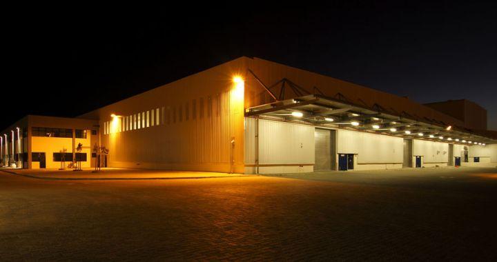 Използва ли се много електричество при външно осветление за сигурност?