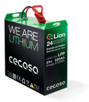 Тягови батерии Cegasa Lithium-LFP.