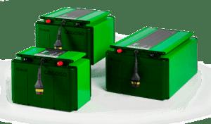 Полутягови литиеви батерии eNerlit