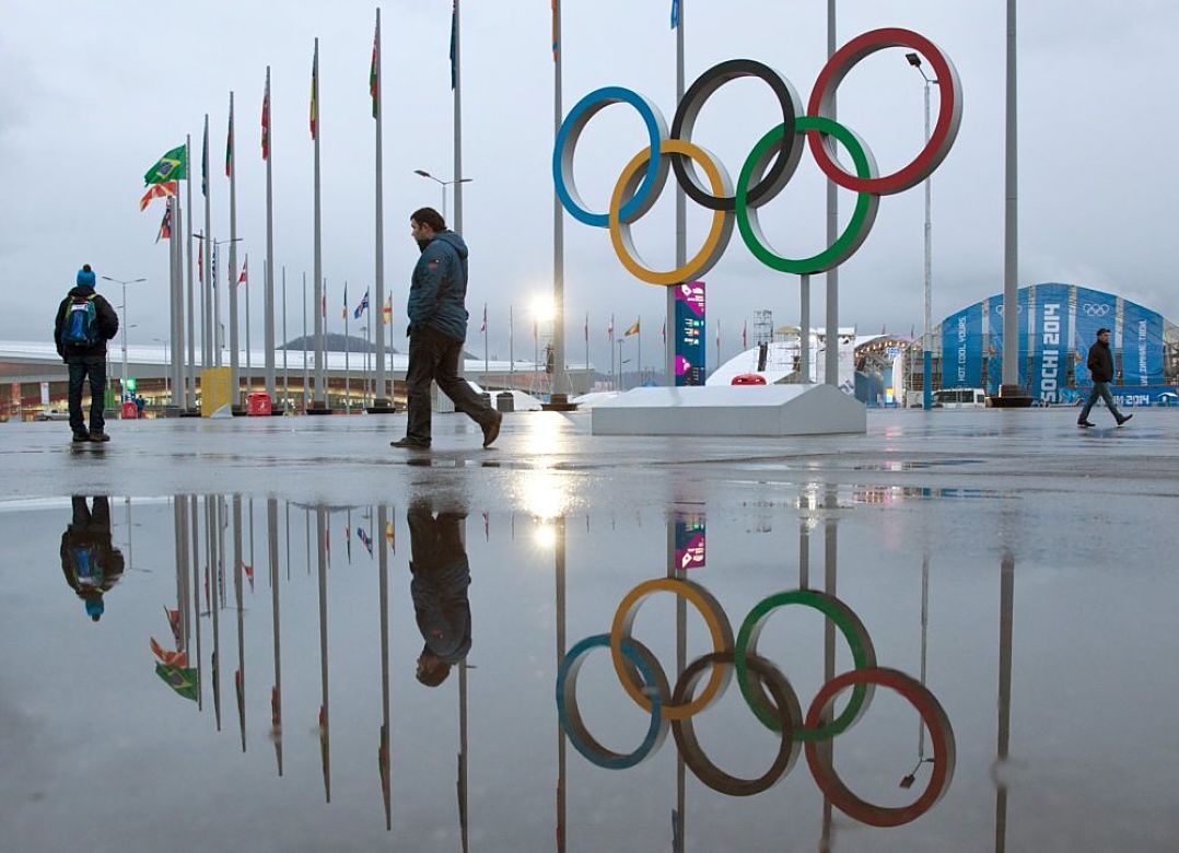 Behind The Scenes Of The Winter Olympics