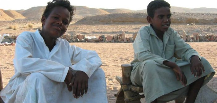 Bedouins Without Borders Helps the Bedouins