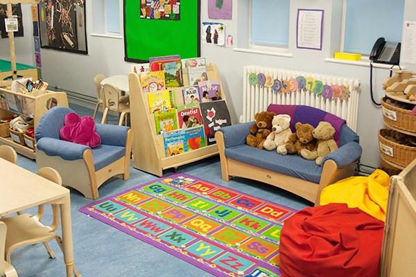 Angolo Lettura Per Bambini : Angolo lettura per bambini fotogallery