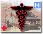 USA states cities hospital directory