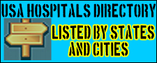 USA States Cities Hospitals Directory