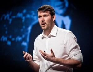 Eli Pariser: The Biggest Threat for Internet - Junk Food Search Algorithms