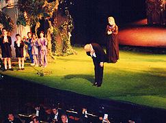 """Премиера на """"Вълшебната флейта"""", дирижирана от Борис Спасов"""