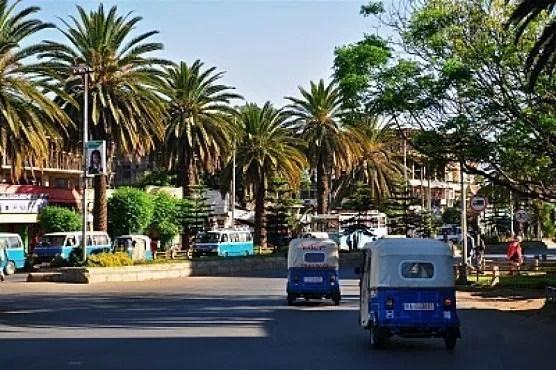 Bahir Dar City - Ethiopia