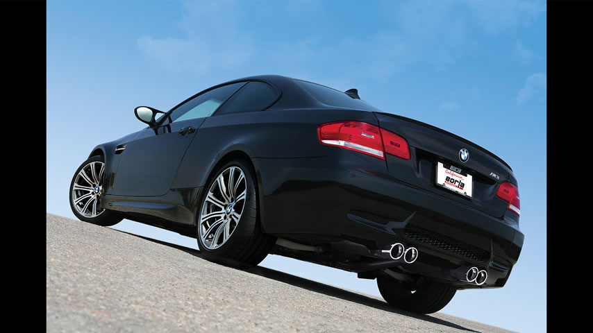 cat back axle back exhaust systems