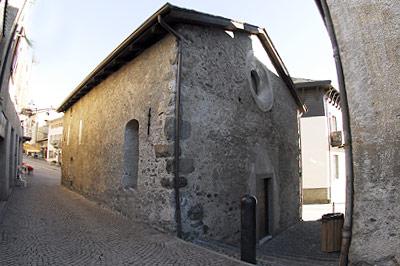 Fotografia della Chiesa di Santo Spirito a Bormio