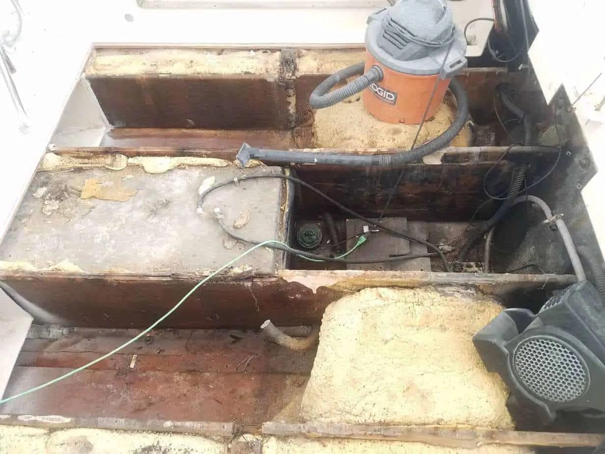 Should I Foam Around My Boat Fuel Tank? Foam or No Foam?