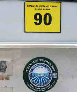 Ethanol Free Fuel
