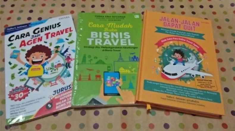 buku panduan bisnis travel paling lengkap