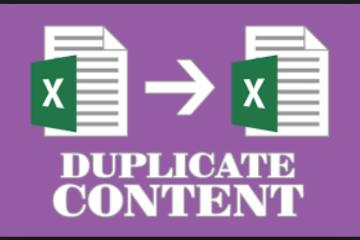 duplikat konten, apa pengaruhnya terhadap website anda