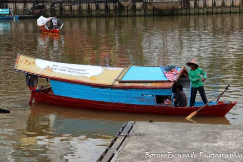 Sarawak River Taxi