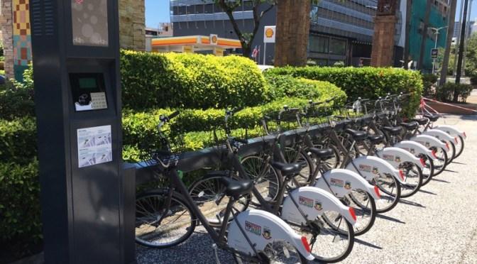 Cycling For Free in Kota Kinabalu