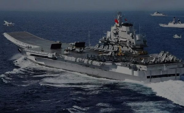 China Flexes Military Muscle In South China Sea Before ...