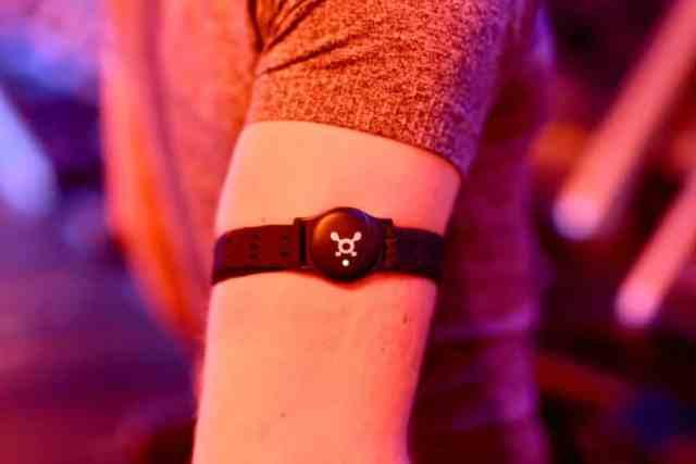 orange theory heart rate monitor