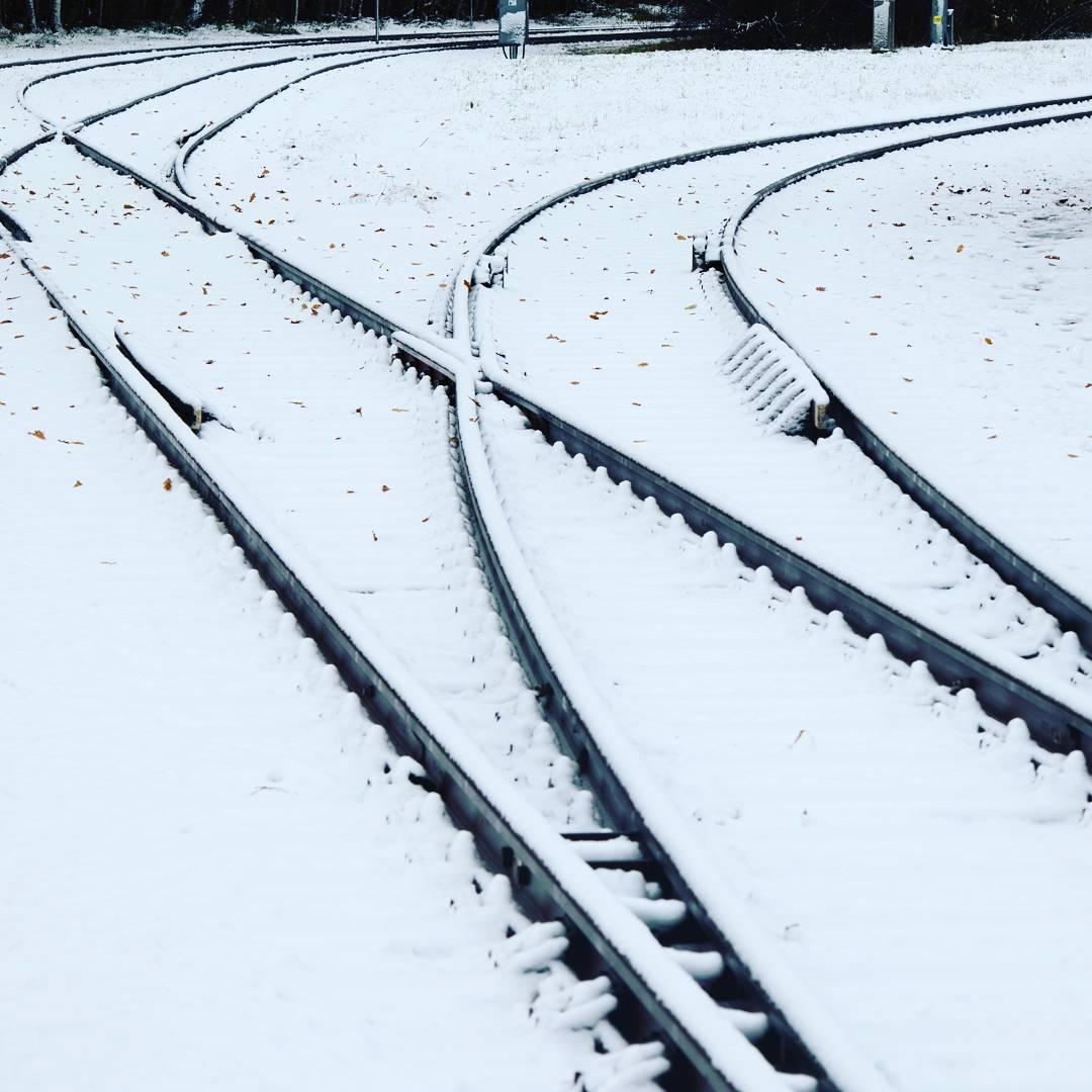 De eerste sneeuw van deze winter in #born #borninbeeld #limburg #limburgsmooiste #liefdevoorlimburg #ditislimburg