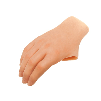 Silicone Hand and Finger
