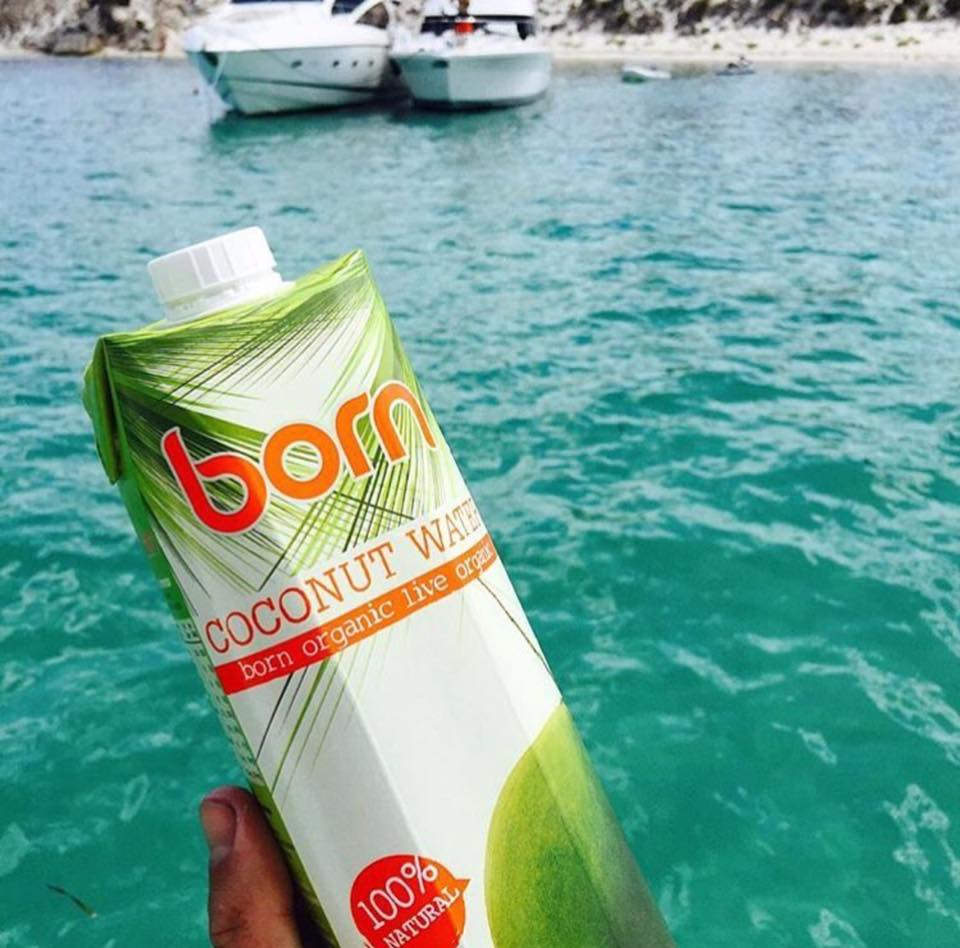 Born Coconut Water