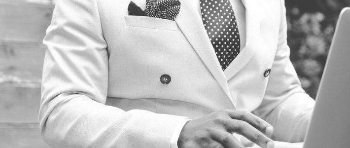 Different collection of men's suits