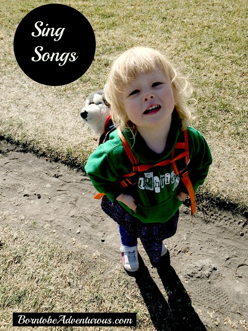sing songs